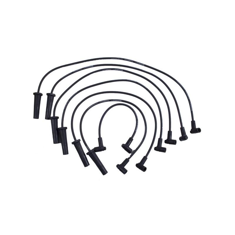 Ignition Wire Set, 3.0L, 87-95 Dodge Caravan