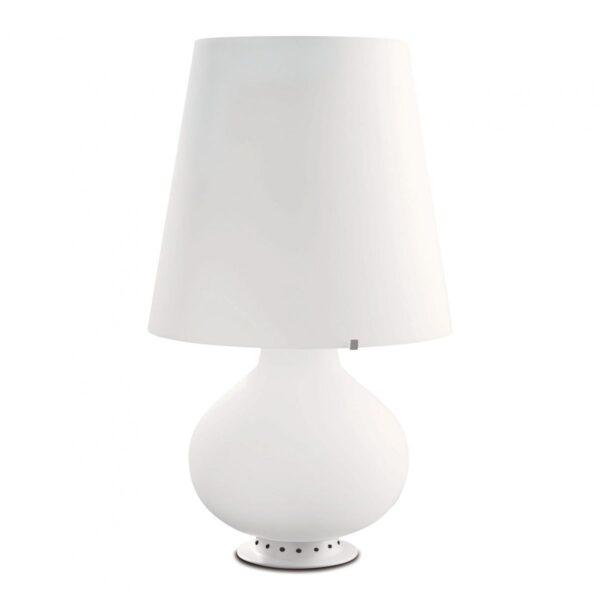 Scopri con noi le lampade più famose del design con le loro. 1853 Fontana Lampada Da Tavolo Piccola Bianca By Fontana Arte