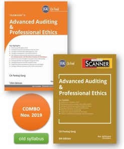 CA Final Audit Book By Pankaj