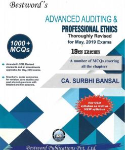 CA Final Audit Book by Surbhi Bansal