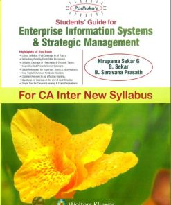 CA IPCC ITSM Book by G Sekar, Nirupama Sekar for May 2019 (New Syllabus)