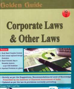 CA IPCC Law Book by SK Aggarwal, Abha Aggarwal for Nov 2018 (New Syllabus)