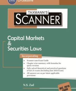 CS Executive Capital Markets and Securities Law Scanner by NS Zad for Dec 2018
