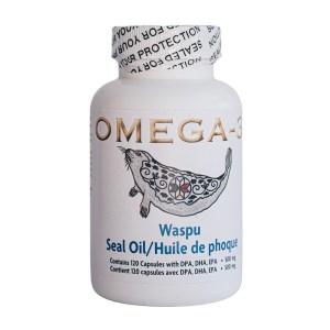 Waspu Seal Oil Bottle