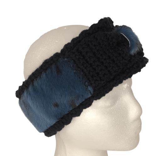 2_Mona_Headband__Blue_Seal_Skin_and_Crochet___Side