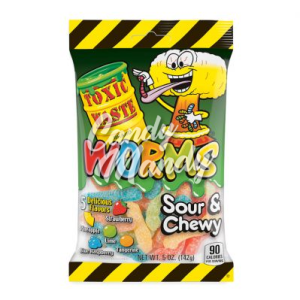 Toxic Waste Sour Worms
