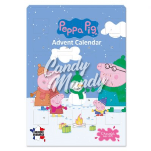 Bip Peppa Pig Advent Kalender 65 g