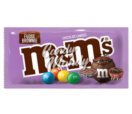 M & M's Fudge Brownie 40 gr.