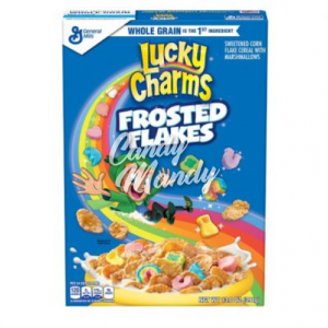 Lucky Charms Frosted Flakes 391 g