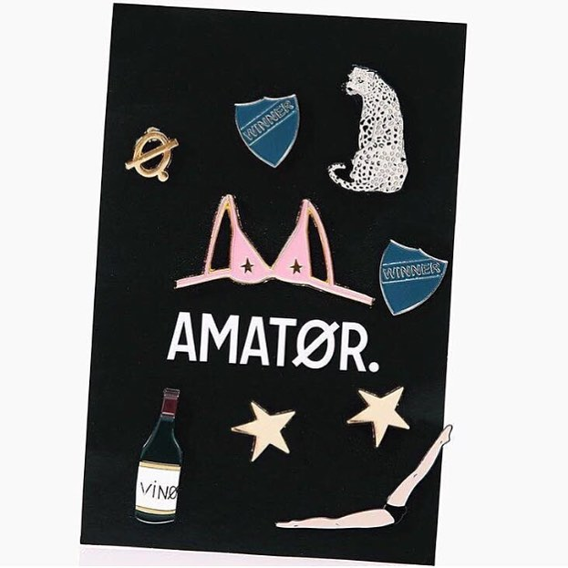 ONLY ONE LEFT ?????? #amator #amatorcollection #pins #caroherentals #multibrand #fashionstore #potd