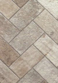 "London Brick Fog 5"" x 10"" Porcelain Floor Tile ..."