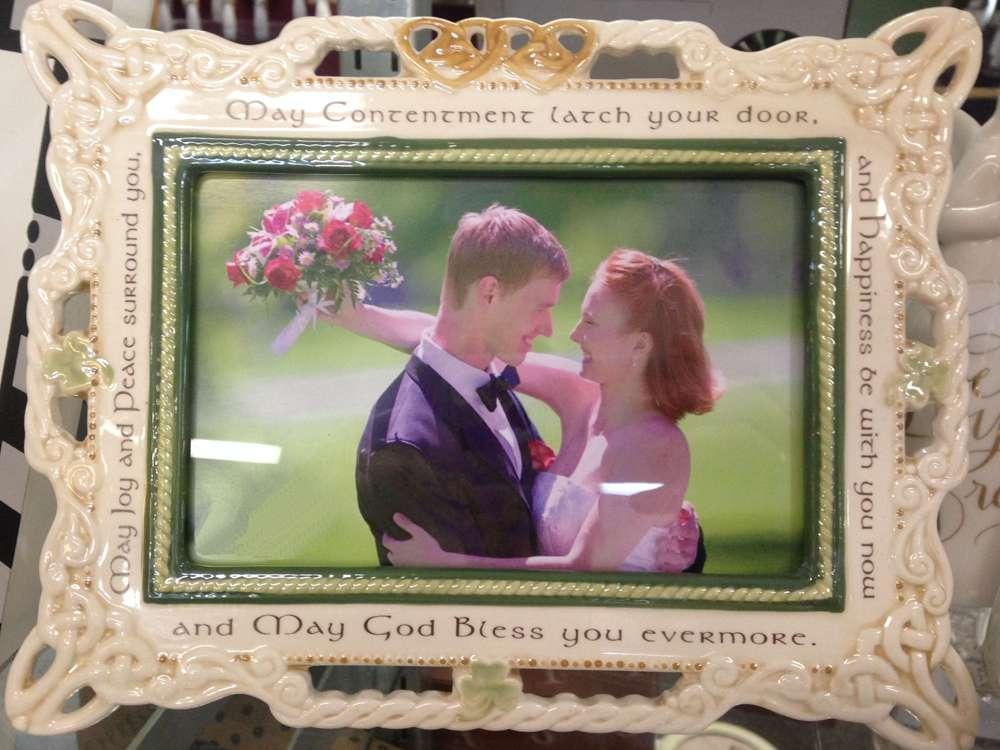 Irish Wedding Frame