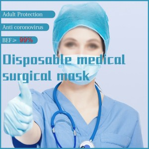 Medical Surgical Mask high filtration rate
