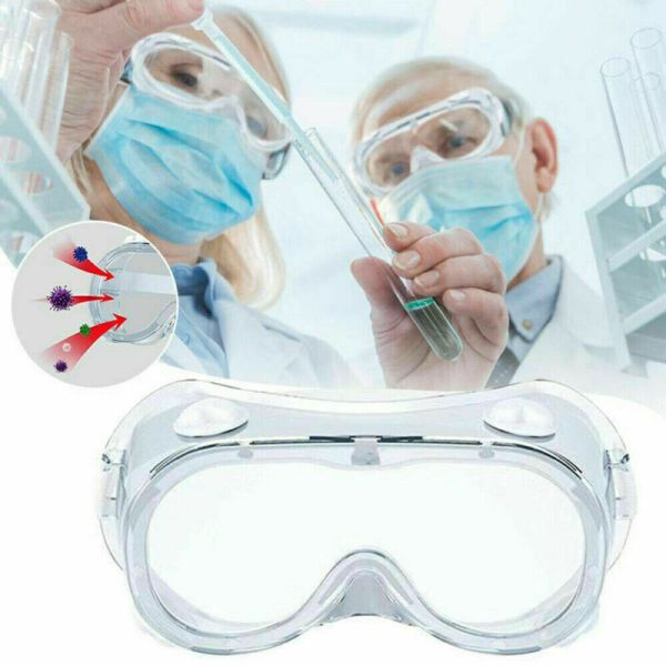 Medical Goggles Lab Glasses Chemical Industry Eyewear Safety Goggles