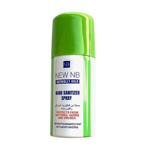 New NB Hand Sanitizer Spray 120ml