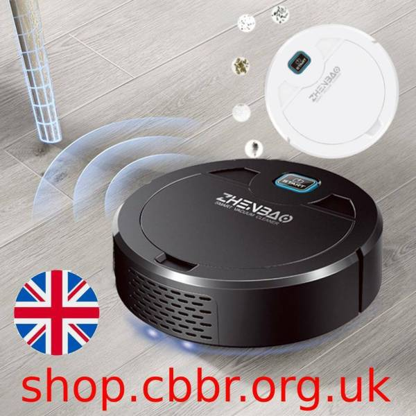 UV Sterilization Robot Vacuum Cleaner Intelligent Automatic Sweeping Machine