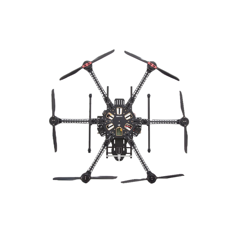 DJI S800 Evo Drone with A2 Flight Control and Zenmuse