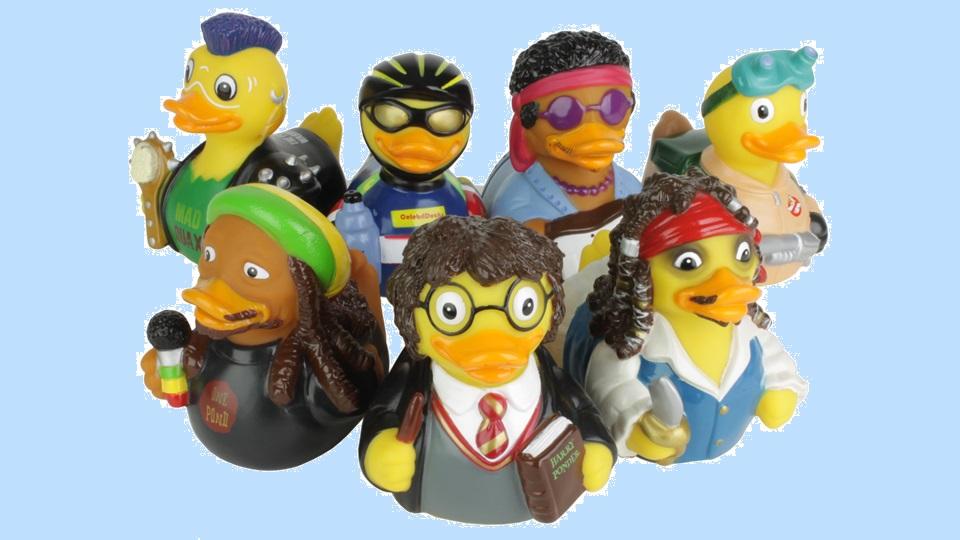 CelebriDucks Celebrity And Custom Collectible Rubber Ducks