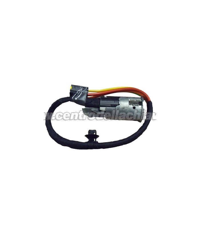 ignition lock Renault Clio (no key encryption