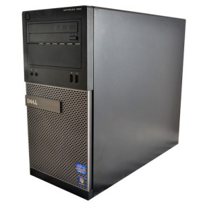 DELL 390 DESKTOP Intel® Core™ i3-2120, 4096Mb DDR3 HDD 250GB. W10 Home.