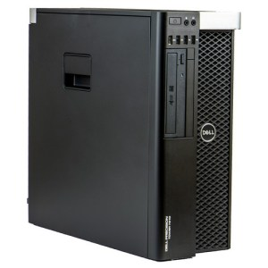 DELL T7810 Workstation Tower, 2xIntel® HexaCore Xeon® E5-2609 V3, 32GB DDR4, 500GB, DVD, NVIDIA QUADRO K2000 W10PRO