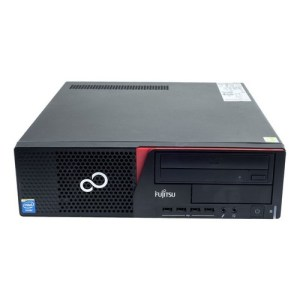 Fujitsu E920 SFF Intel DualCore G1820, 4GB DDR2, HDD 500GB, DVD. W10 Home.