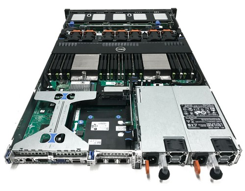 DELL POWEREDGE R620 10x SFF 2x Intel Xeon HexaCore E5-2630L, RAM 32GB, HDD 2x600 SAS.