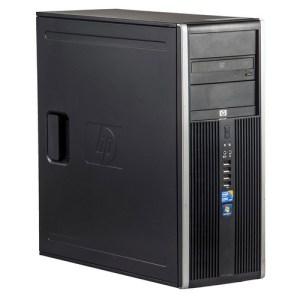 HP 8200 PRO Tower Intel® Core i3-2120, 4096Mb DDR3 HDD 320GB. DVD. W10 Home.