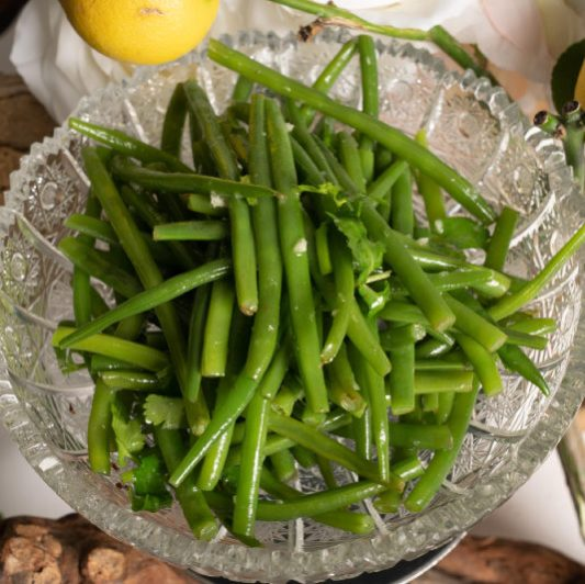 Haricots verts charles traiteur