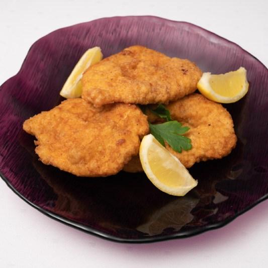 Escalope de poulet charles traiteur