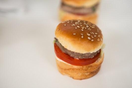 Mini hamburger charles traiteur
