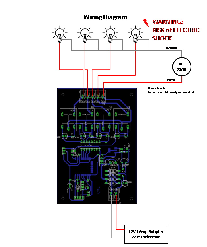 Refrigerator Electrical Equipment Circuit Circuit Diagram Seekic