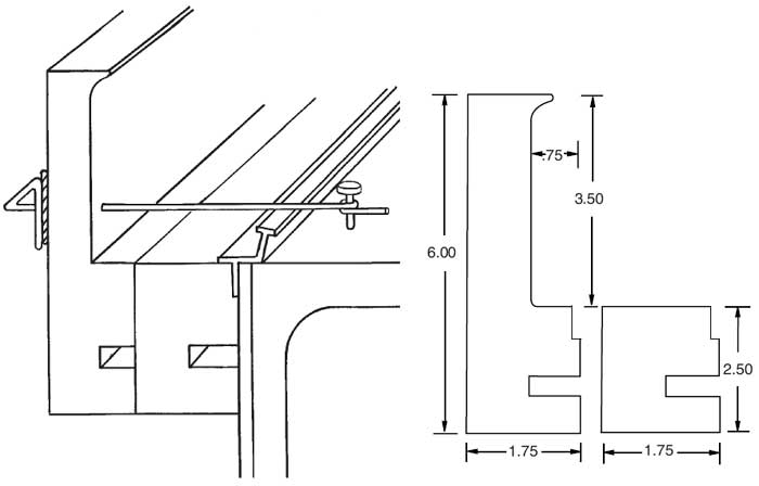 Pool Cover Form Tie Wire Method