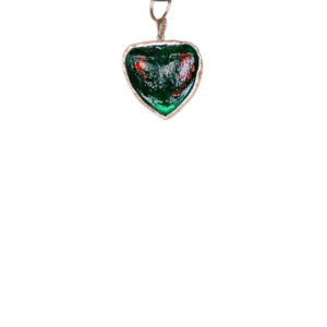Hearth Glass Necklace 3