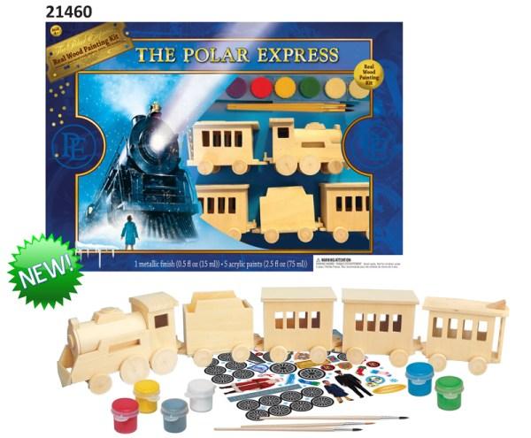 polar express lego train set # 32