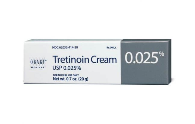 Tretinoin Cream 0.025%   by Obagi   Skin Care   Columbus Plastic Surgery Online Store   Free Shipping