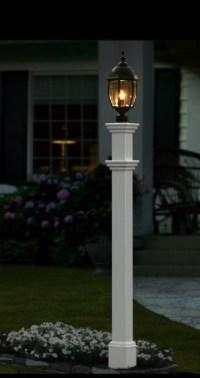 Street Posts, Vinyl Lamp Posts - Portsmouth Design ...
