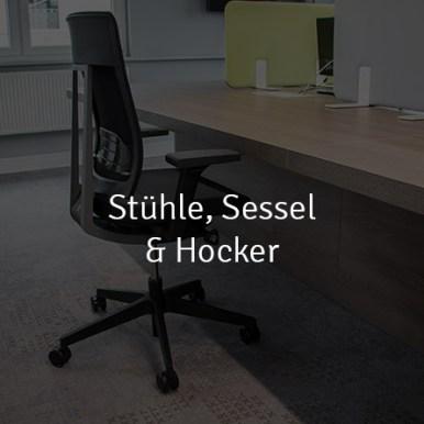 Stühle, Sessel und Hocker