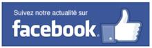 Suivez notre actualité sur FB