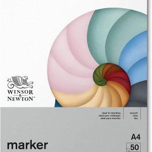 Bloc winsor&newton A4