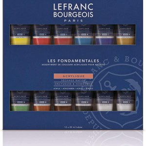 Peinture acrylique Lefranc Bourgeois