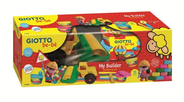 My builder - Giotto be-bé