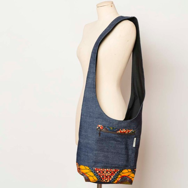 Borsa Guatemala jeans NewHope