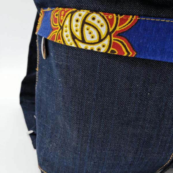 Zaino Joy Jeans con tasca wax NewHope