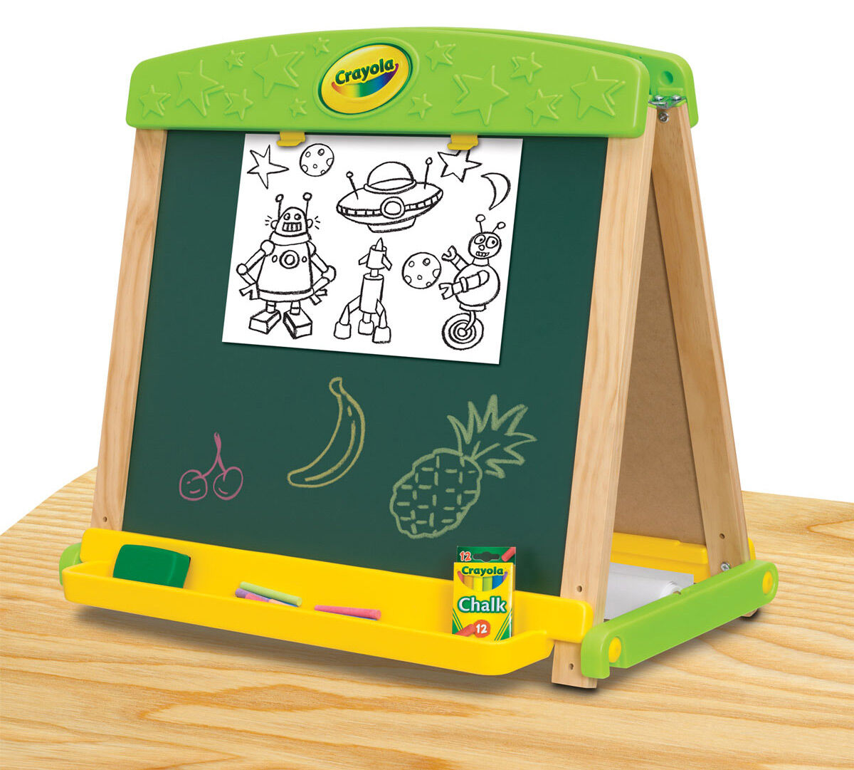 Crayola Draw and Store Easel
