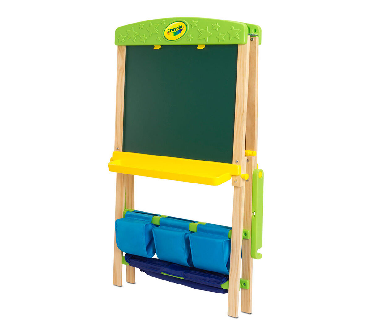 Draw ' Store Wood Easel - Crayola