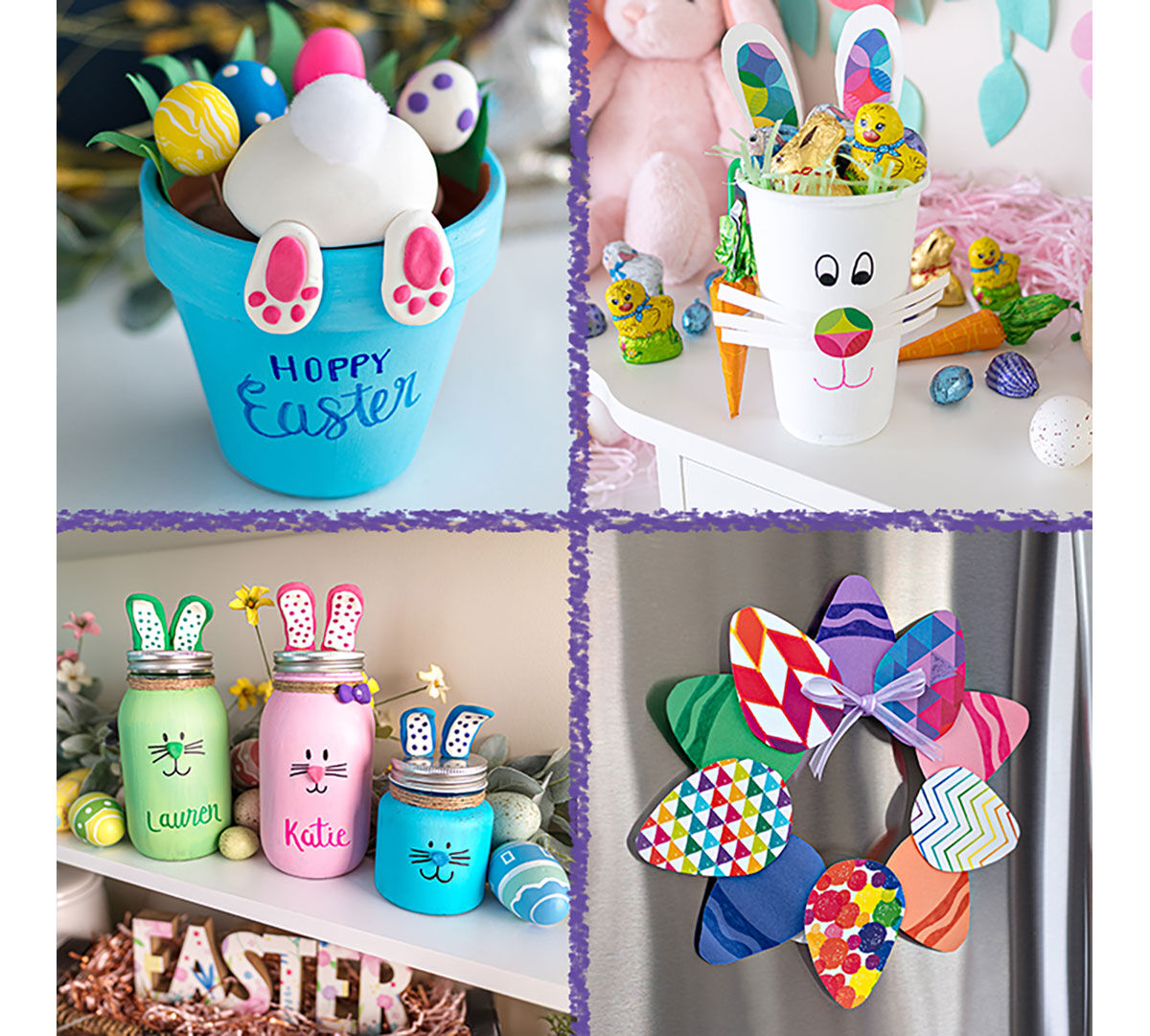 4-in-1 Easter Craft Kit