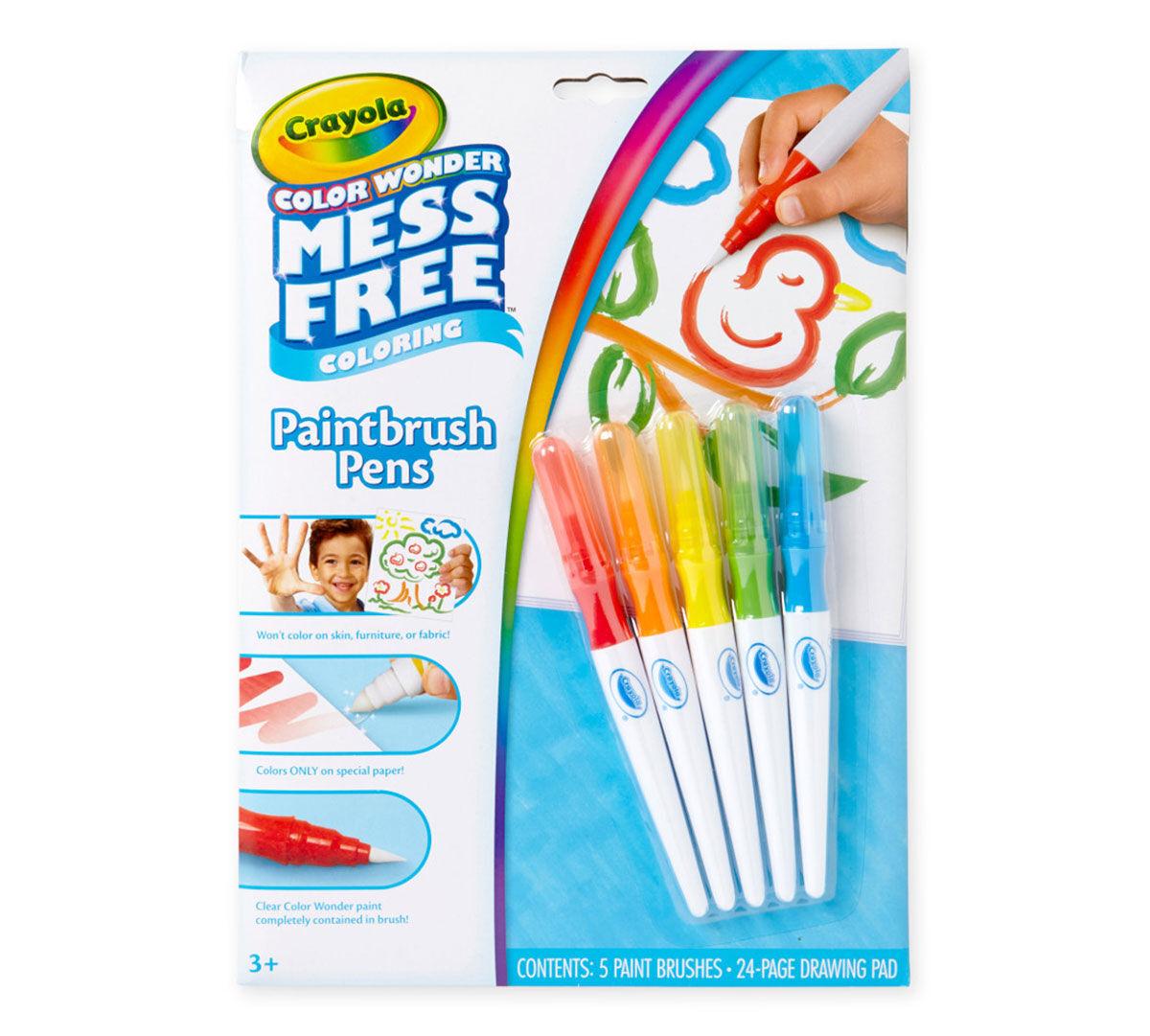 color wonder mess free