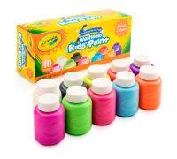 Washable Kids' Neon Paint, 10 ct. - Crayola