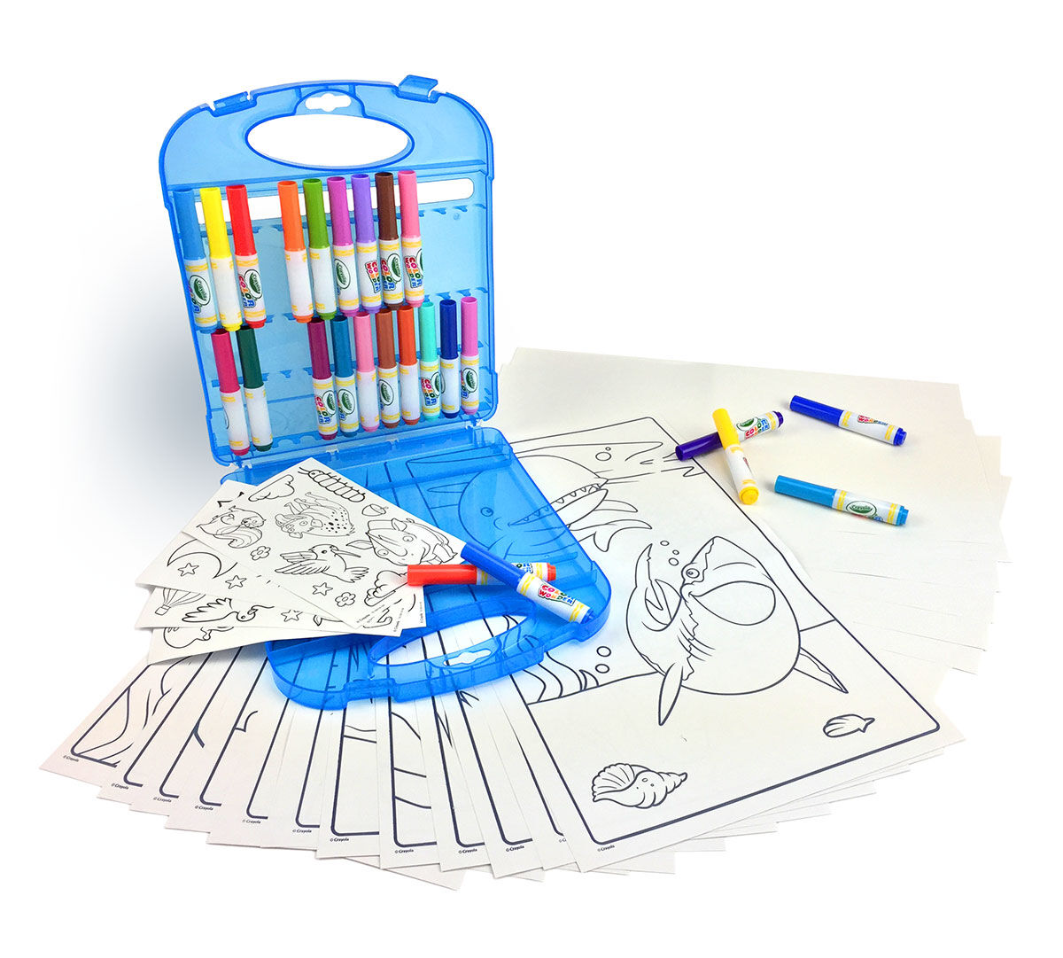 crayola color wonder mini markers amazon # 53